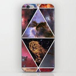 Galaxy magical iPhone Skin
