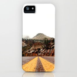 """""""The Road"""" iPhone Case"""