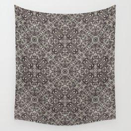 Luxury Modern Baroque Pattern Wall Tapestry