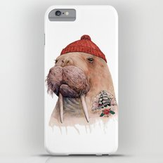 Tattooed walrus Slim Case iPhone 6 Plus