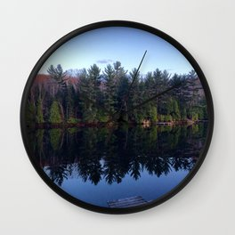 Five Trees, or So  Wall Clock