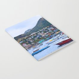 """""""Catalina Harbor""""/ """"Time"""" Notebook"""