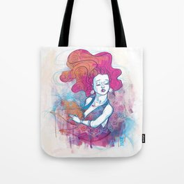 Au travers Tote Bag