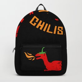 Chilisaurus Chili Dino Backpack