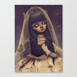 Maman Brigitte Canvas Print