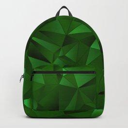 Rough Gems ~ Emerald Backpack