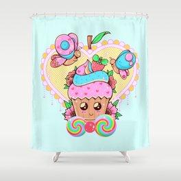 A Little Joy Shower Curtain
