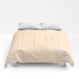Island Mango Watercolor Comforters