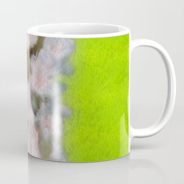 Soft flower softly painted ... Coffee Mug