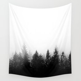 Scandinavian Forest Wall Tapestry