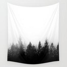 Scandinavian Forest Wall Tapestry