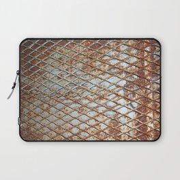 Rusty Grate Laptop Sleeve