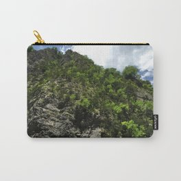 Sunny mountain Carry-All Pouch
