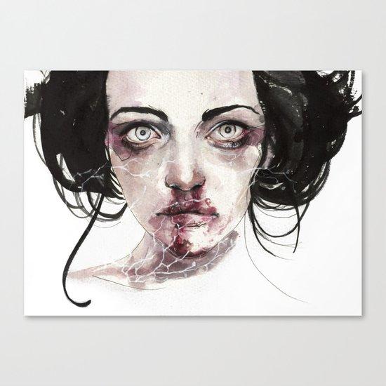 coldberry Canvas Print