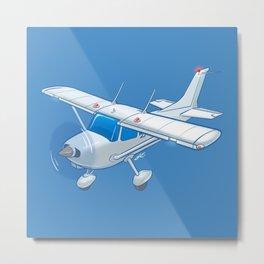 Cessna C172 Metal Print
