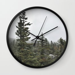 Appalachian Wall Clock