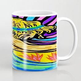Angel surfer Coffee Mug