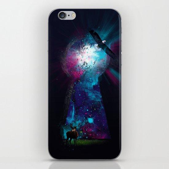Keyhole Nebula iPhone & iPod Skin