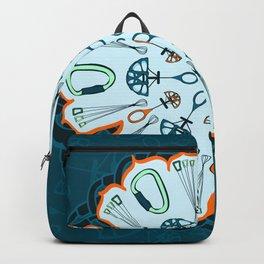 Trad Climbing Mandala Backpack