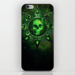 Chaos Icon - Nurgle iPhone Skin