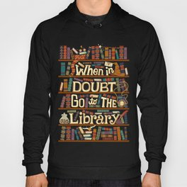 Go to the library Hoody