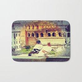 Romantic Rome Bath Mat