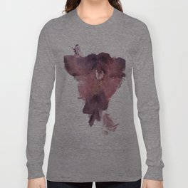 Verronica's Vulva Print No.3 Long Sleeve T-shirt