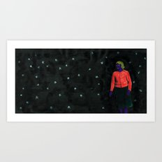 Your star will shine Art Print