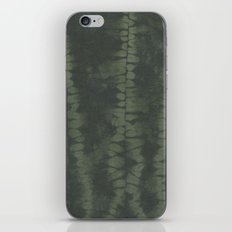 Shibori Ferns iPhone & iPod Skin