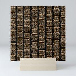 Lex Bricks Mini Art Print