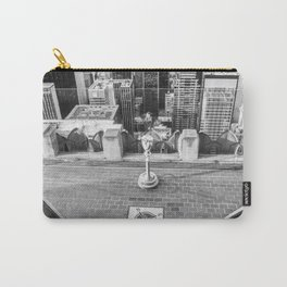 Viewfinder at Rockefeller Center rooftop Carry-All Pouch