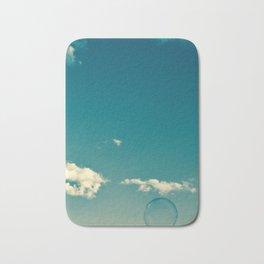 Soap Bubble Photography Bath Mat