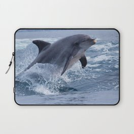 Bottenose dolphin Laptop Sleeve