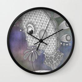 April Fool Wall Clock