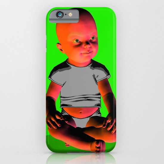 baby doll iPhone & iPod Case