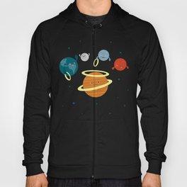Saturn Ring Toss Hoody
