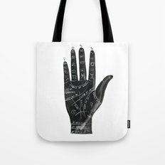 Palmistry no.1 Tote Bag