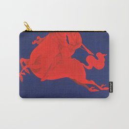 October calling by Chuluun Ch Carry-All Pouch