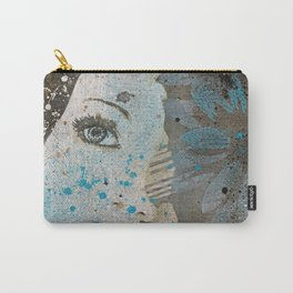 Lack Of Interest Carry-All Pouch