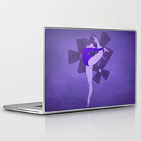 indigo Laptop & iPad Skins featuring Indigo by daniellepioli