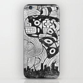Huēyimichin iPhone Skin