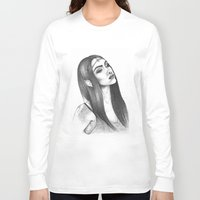 elf Long Sleeve T-shirts featuring Elf Magic by zbrozhek
