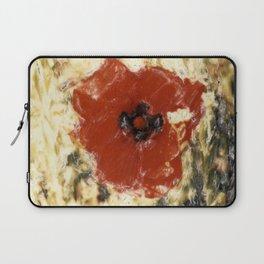 Impressionist Poppy Laptop Sleeve