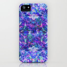 Jewels of the Ocean by surrealpete iPhone Case