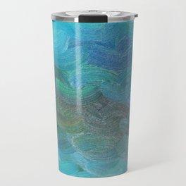 Braided Blues Travel Mug