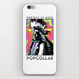 PopCollar W/JMR1 iPhone Skin