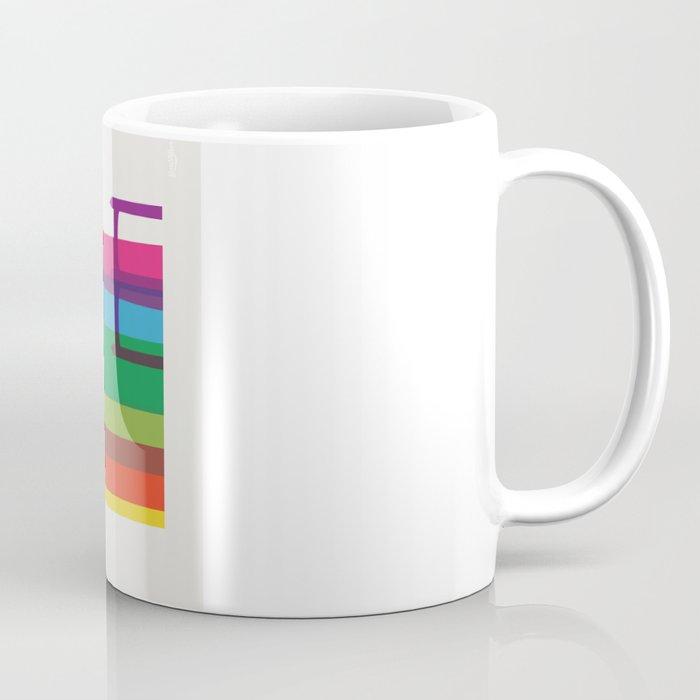 Shapes Of Minneapolis Coffee Mug