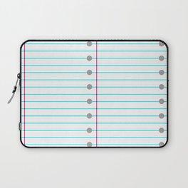 Binder Paper Laptop Sleeve