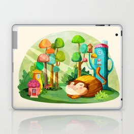 Naptime Laptop & iPad Skin
