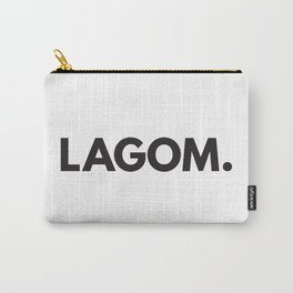 Lagom. Carry-All Pouch